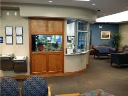 office fish. Fish Tank Office Cubicle Excellent Receptionists In A Dentists Interior .