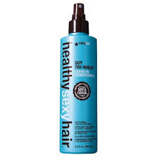 <b>Sexy Hair Healthy Sexy Soy</b> Tri-Wheat Leave-In Condtioner - 8.5 Fl Oz