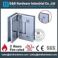 sus316 glass to glass shower hinges d d hardware