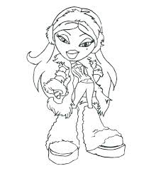 American Girl Coloring Pages Free Girl Coloring Page Coloring Pages