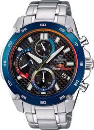 <b>Casio</b> Edifice Scuderia Toro Rosso <b>EFR</b>-<b>557TR</b>-<b>1A</b> японские <b>часы</b> ...
