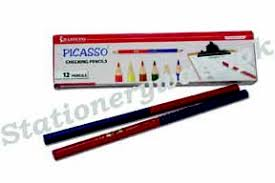 Red Checking Checking Pencil Red Blue Online Stationery Wholesalers