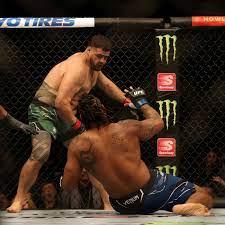 UFC 264 results: Tai Tuivasa demolishes ...