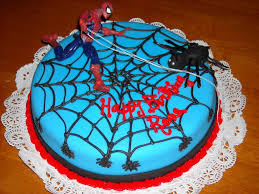 Spiderman Cakes Pictures Wedding Academy Creative Cool Spiderman