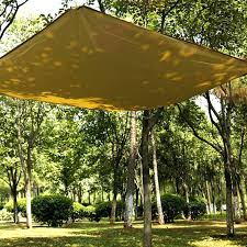 car cover canopy outdoor waterproof top awning canopy car cover sun shade patio garden accessories boat sail shelter