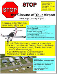 Posters And Pamphlet Annapolis Valley Flying Association
