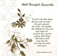 Sympathy Card Quotes Custom 48 Best Sympathy Quotes Images On Pinterest Sympathy Poems