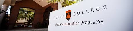Master Of Education Transcript Request Form | Doane University