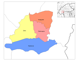 Diébougou Department