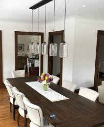 best paint colours to go with dark wood trim doors and floor kylie m