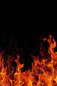 Fire iPhone Background HD