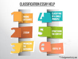 custom assignment help for classification essay classification essay help