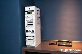 Oyster Card Vending Machine Enchanting Video Rental Card Machine At The Sotetsu Fresa Inn Yokohama
