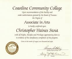 University Graduation Certificate Template Cumed Org