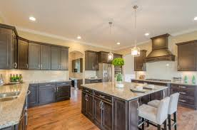 Gourmet Kitchen Fischer Homes Allerton Model In Vista Pointe Stunning Gourmet