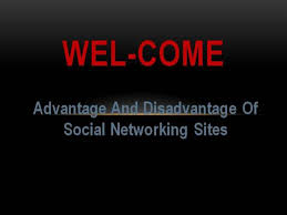 social networking site advantages and disadvantages authorstream