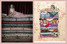 princess and the pea bed. Perfect Princess The Princess And The Pea With And Bed I
