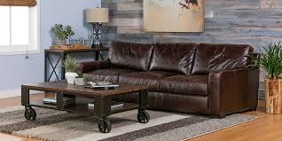 industrial living room furniture. Industrial Living Room With Gordon Sofa Furniture