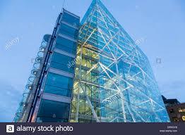 Tower Bridge House, modern glass building, London