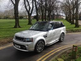 Range Rover Sport 2.7 Hse Diesel Full 2012 autobiography facelift ...