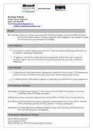 Citrix Administrator Resume Administration Sample 19 Essential So