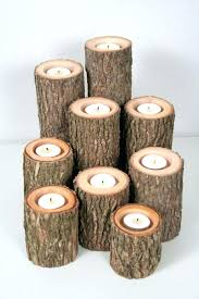Contemporary Log Holders Best Wood Candle Holders Ideas On Log Candle  Bathrooms Contemporary Metal Log Holders