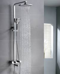 dual shower head shower. Shower Arm Diverter Valve Rain Head Free Shipping Dual M