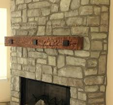 corner fireplace mantel florida rustic wood
