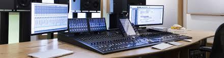 recording studio furniture