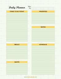 microsoft office schedule maker daily planner templates word excel pdf