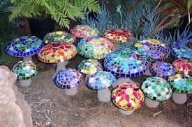 garden art. Mosaic Garden Art