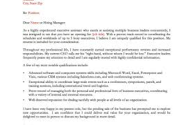 Executive Assistant Resume Templates Resume Template