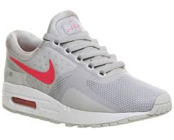 office nike wmns air. Kids Nike Air Max Zero Gs Wolf Grey Lava Glow Uk Size 3 Office Wmns E