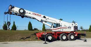 130 Ton Link Belt Rtc 80130 Series Ii Rhodes Crane