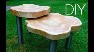 Diy Wood Table Designer Tisch Anleitung Youtube