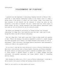 Statement Of Purpose Sop For Graduate School Computer Science Letter