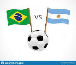 Brazil Vs Argentina, National Team ...
