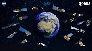 ESA - Space agencies join forces to produce global view of COVID-19 impacts