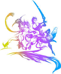 Final Fantasy X-2 logo by eldi13 | My Final Fantasy X Addiction ...