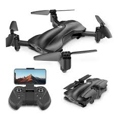 Long Control Range Portable <b>Quadcopter drone for</b> Beginners Auto ...