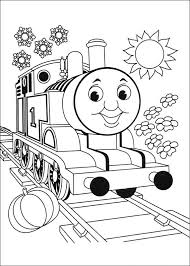 Small Picture Kids n funcom 56 coloring pages of Thomas the Train
