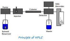 Hplc Principle Principle Of Hplc Liquid Chromatography Pharmaceutical Guidelines