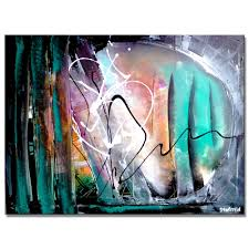 amazing abstract painting step by step tutorial find your way part 1 by peter dranitsin you