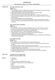 Splunk Resume Samples | Velvet Jobs