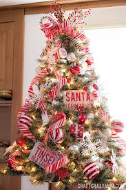 How To Decorate A Candy Cane Christmas Tree Oh Christmas Trees Oh Christmas Trees Maria Jung 10