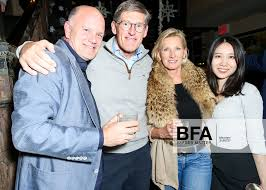 Donna Corbat, Michael Corbat at Caldera House : Jackson Hole Launch Party  in NYC / id : 3195727 by