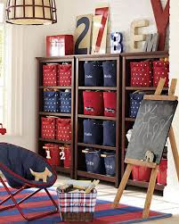 Storage Solutions for a Child's Room