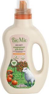 BIOMIO <b>Экологичный кондиционер для белья</b> BIO-SOFT, с ...