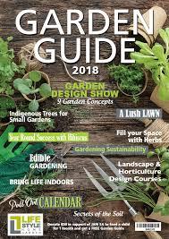 Free Garden Design Courses 2019 Garden Guide Your 2019 Lifestyle Garden Design Show Guide