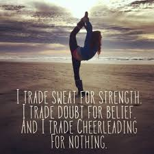Cheer Quotes Classy 48 Images About Cheerleading On We Heart It See More About